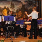 Das Konzertorchester beim Jahreskonzert 2014